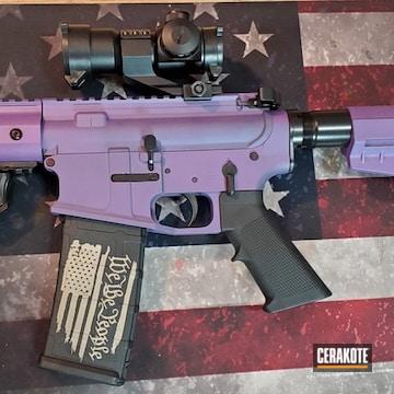 Cerakoted Cerakoted 4 Inch Ar-9 Pistol