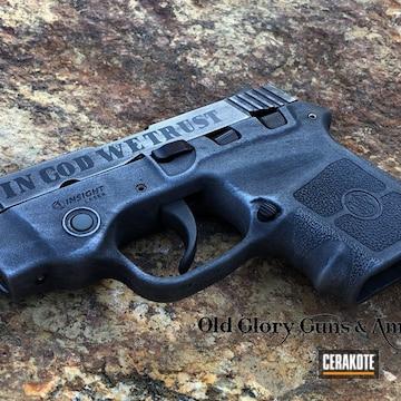 Cerakoted Cerakoted Smith & Wesson Bodyguard 380