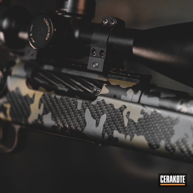 "Thumbnail image for project ""Cerakoted Urban MultiCam Black"""