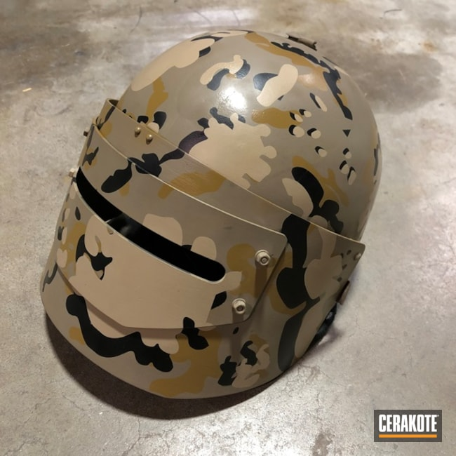 "Thumbnail image for project ""Flecktarn Camo Cerakote Finish"""