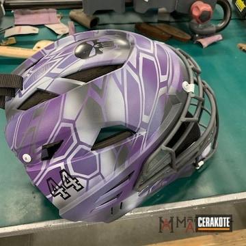 Cerakoted Cerakoted Baseball Catchers Mask