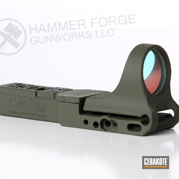 Cerakoted Cerakoted C-more Red Dot Sight Using H-240