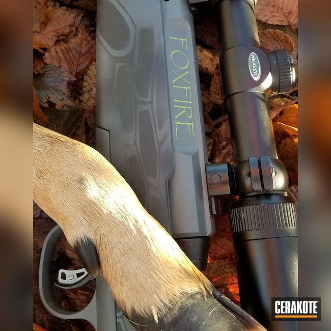 "Thumbnail image for project ""Cerakote Kryptek Finish on this Bolt Action Rifle"""