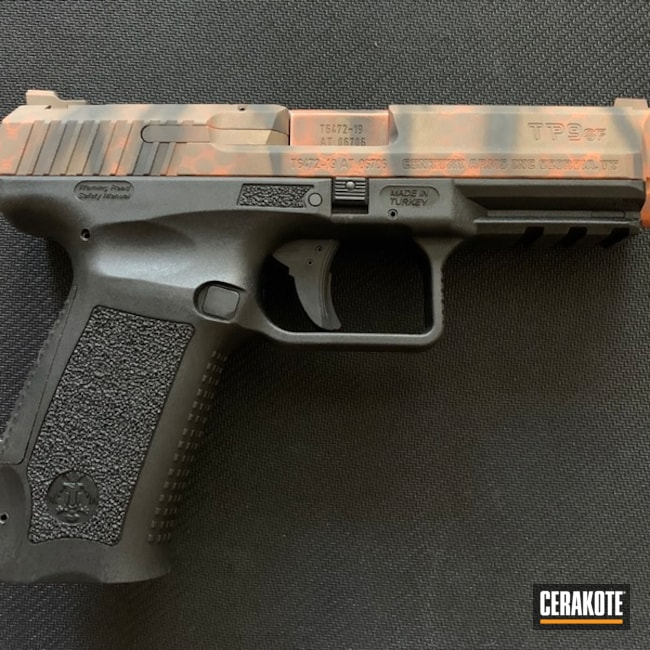 "Thumbnail image for project ""Custom Cerakote Finish using H-148, H-265 and H-309"""
