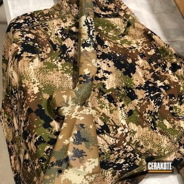 Cerakoted Cerakoted Remington 700 Hunting Rifle