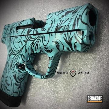Cerakoted Smith & Wesson Handgun Cerakoted With Mc-161