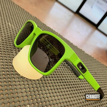 Cerakoted Oakley Sunglasses Cerakoted With H-168