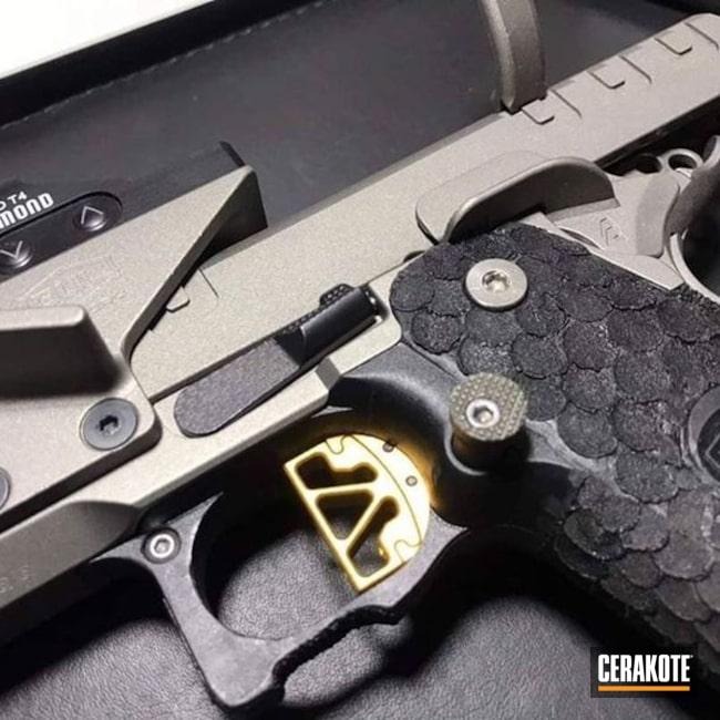 Cerakoted: S.H.O.T,Bul Armory,Graphite Black H-146,Stainless H-152,Gun Coatings