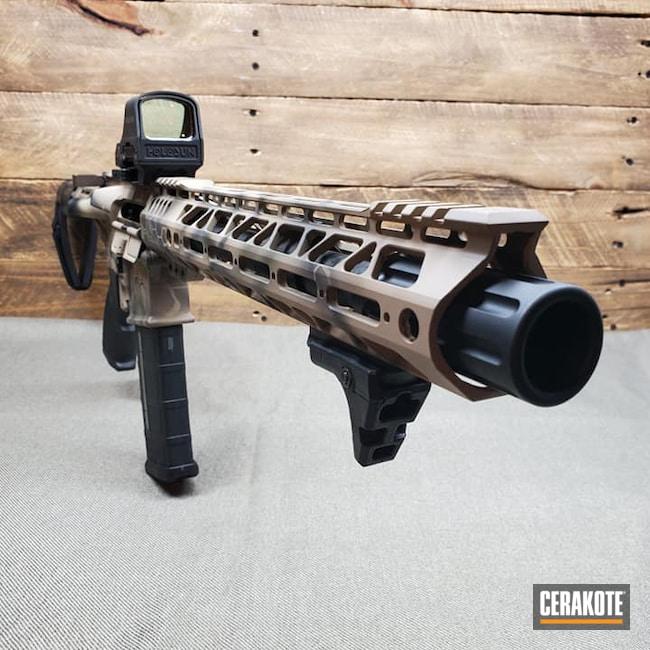 Cerakoted: SHOT,AR Pistol,Graphite Black H-146,Desert Sand H-199,Tactical Rifle,Gun Coatings,Firearms,Mil Spec Green H-264,FLAT DARK EARTH C-246