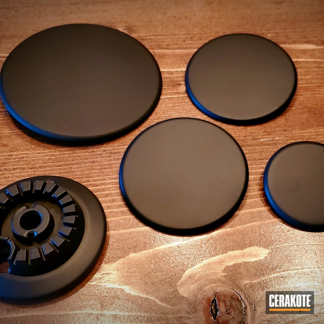 Cerakoted: Home,Lifestyle,Burner,Cooking,CERAKOTE GLACIER BLACK C-7600,Stove