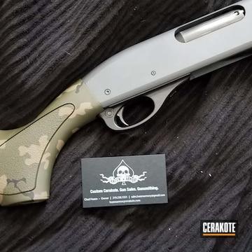 Cerakoted 20 Gauge Shotgun