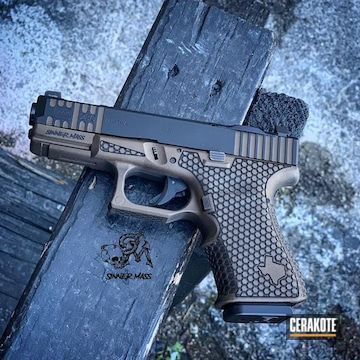 Cerakoted Glock 23c