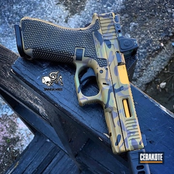 Cerakoted Custom Glock