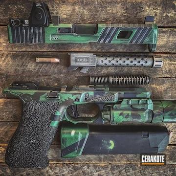 Cerakoted Glock 19 9mm