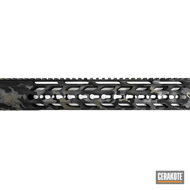 Cerakoted: SHOT,Airsoft,MAGPUL® FDE C-267,Armor Black H-190,Gun Parts,O.D. Green H-236,MultiCam Black,Krytac