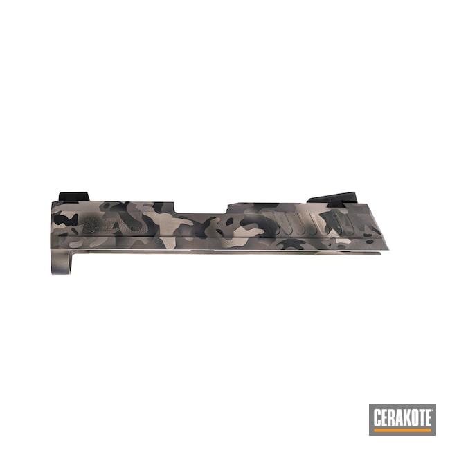Cerakoted: S.H.O.T,MultiCam,Desert Sand H-199,PT-838,MAGPUL® FDE C-267,Armor Black H-190,Taurus,Arid,Handguns
