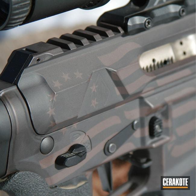 Cerakoted: SHOT,Aero Precision,Graphite Black H-146,VORTEX® BRONZE H-293,Tactical Rifle,AR-15