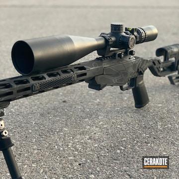 Cerakote Custom Kryptek Ruger Precision Rifle