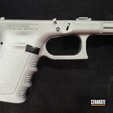 Cerakoted Glock 19 Frame In H-237