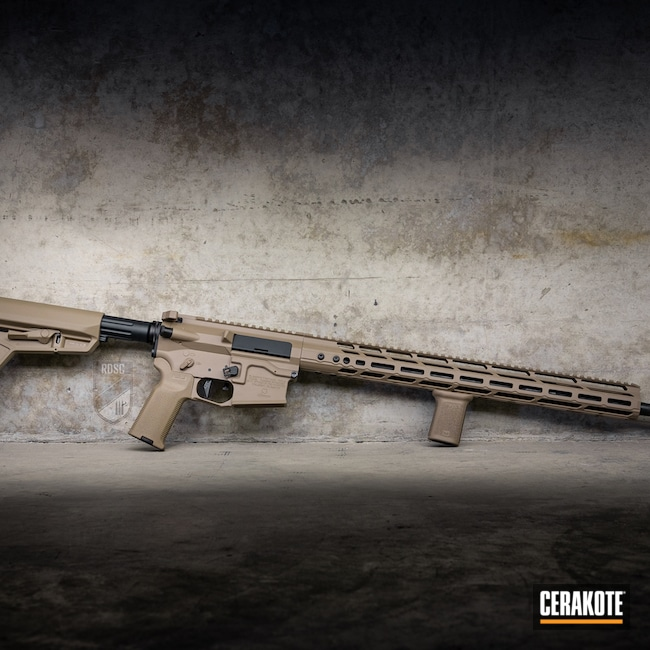 Cerakoted: S.H.O.T,Radian Weapons,MAGPUL® FLAT DARK EARTH H-267,Geissele Automatics,MagPul,Two Tone,Tactical Rifle,Alberta Tactical,V Seven Weapon Systems,Battle Arms,ATRS Modern Sporter,5.56,Graphite Black H-146,Surefire,Criterion,Custom AR,BCM