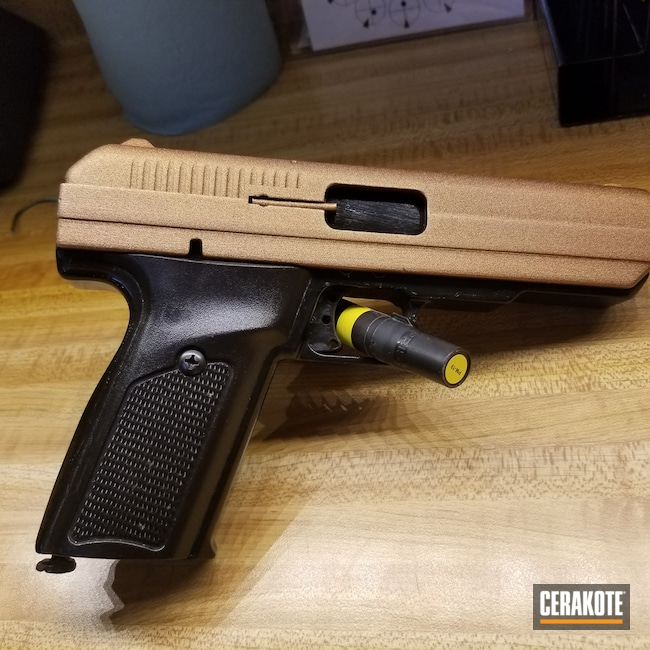 Cerakoted: SHOT,Pistol,HIGH GLOSS ARMOR CLEAR H-300,45 ACP