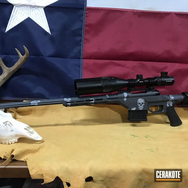 Cerakoted: SHOT,Rifle,Bolt Action Rifle,Sniper Grey H-234,Bolt Gun,Savage Arms,6.5,Savage Stealth