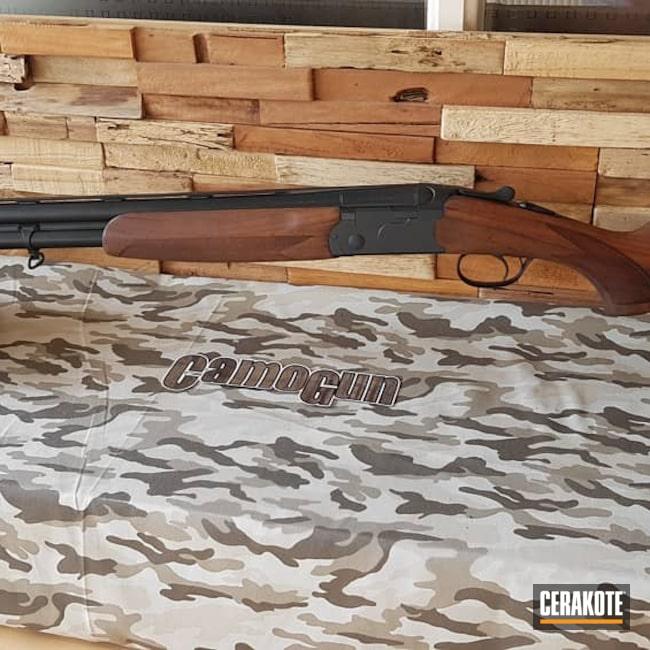 Cerakoted: S.H.O.T,Midnight E-110,Shotgun,Restoration,Beretta