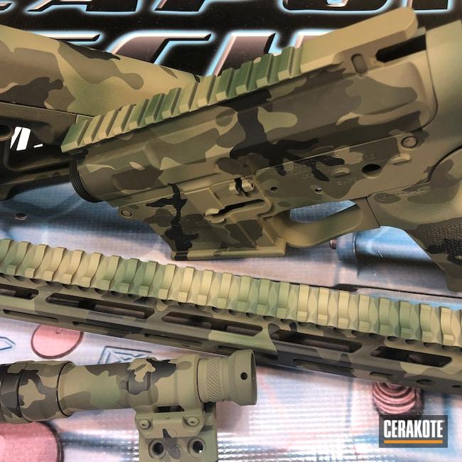Cerakoted: SHOT,Highland Green H-200,MAGPUL® FLAT DARK EARTH H-267,MultiCam,Patriot Brown C-226,Graphite Black H-146,Gun Parts,O.D. Green H-236,5.56,AR-15