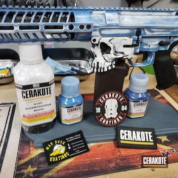 Cerakoted Spike's Tactical The Jack .308 Ar