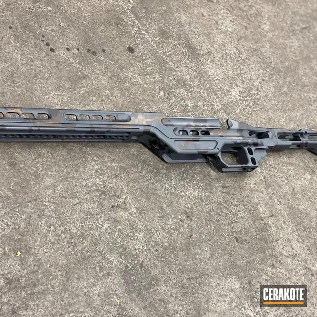 Cerakoted: S.H.O.T,Sniper Grey H-234,Rifle Stock,MultiCam,BLACKOUT E-100,Midnight Bronze H-294,MultiCam Black