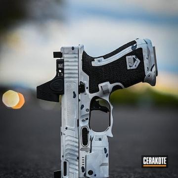 Cerakoted Alpine Multicam Custom Glock 19
