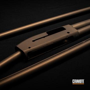 Cerakoted Winchester 12 Gauge Model 50 In H-148