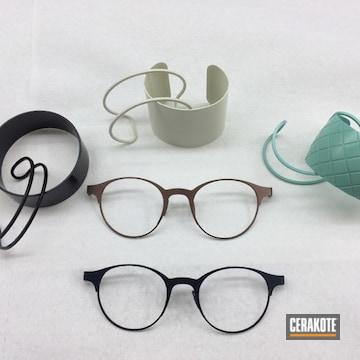 Cerakoted Custom Eyeglass Frames