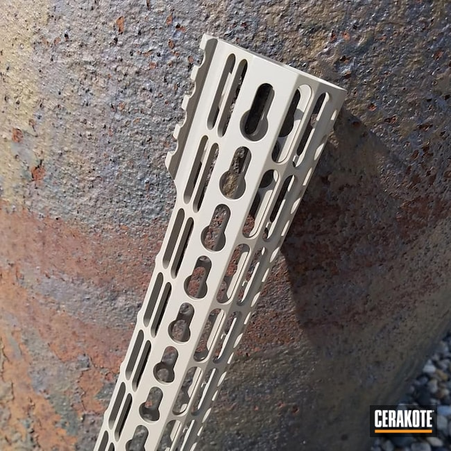 Cerakoted: SHOT,MAGPUL® FLAT DARK EARTH H-267,Handguard,Gun Parts,AR-15