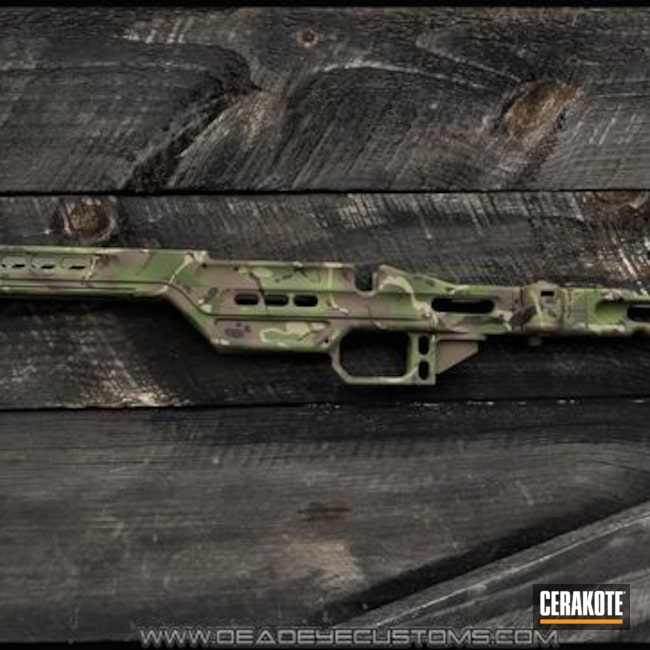 Multicam Mpa Rifle Chassis