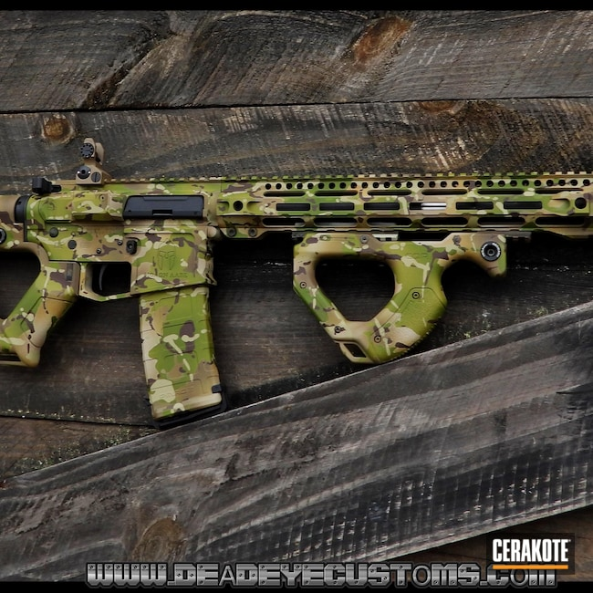 Cerakoted: SHOT,MULTICAM® BRIGHT GREEN H-343,MultiCam,MULTICAM® LIGHT GREEN H-340,Patriot Brown H-226,MULTICAM® OLIVE H-344,Tactical Rifle,MULTICAM® PALE GREEN H-339,Chocolate Brown H-258