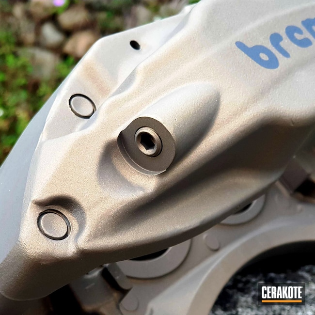Cerakoted: Midnight Blue H-238,Sprint Car,Car,Burnt Bronze H-148,Hair Clippers,Production,Race Car,Brake