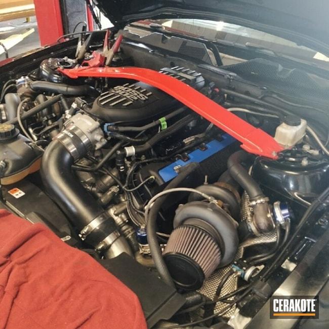 Custom Boss Mustang 5.0 Twin Turbo Hellion Kit