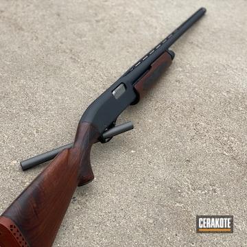 Cerakoted 12 Gauge Winchester Shotgun
