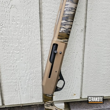 Cerakoted Stoeger 20 Gauge Shotgun In H-294