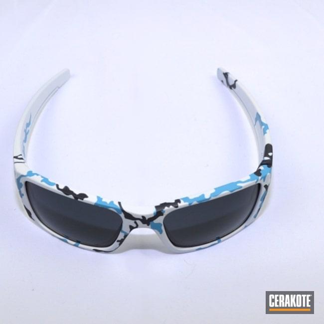 Cerakoted Multicam Oakley Sunglasses