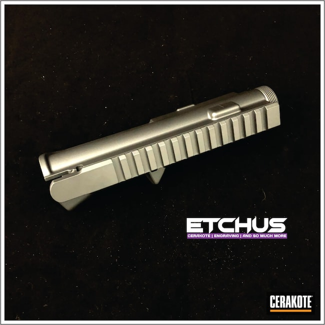 Cerakoted: S.H.O.T,Sniper Grey H-234,Gun Parts,Upper,AR Build,AR-15