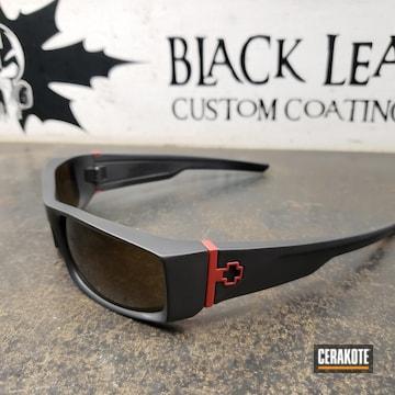 Cerakoted Custom Spy Sunglasses In E-100 And H-306