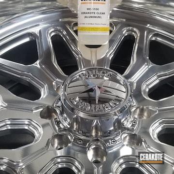 Cerakoted 24 Inch Wheels