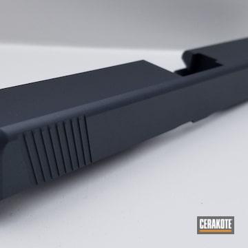 Cerakoted Refinished Glock Slide In H-262