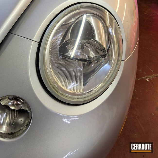 Cerakoted: Automotive,Before and After,CERAKOTE HEADLIGHT KIT AH-CHLKIT00
