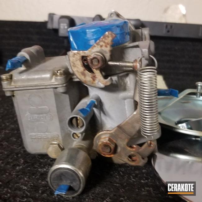 Cerakoted: Tungsten H-237,More Than Guns,Automotive