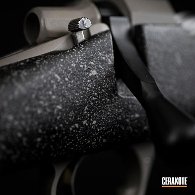 Cerakoted: SHOT,Rifle,Bolt Action Rifle,Steel Grey H-139,Graphite Black H-146,.300 PRC