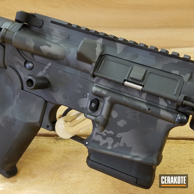 Cerakoted: S.H.O.T,Rifle,m5,Big Bore,Tungsten H-237,Armor Black H-190,Pistol,Glock 17,msr,MultiCam Black,.308,Matching Set,5.56,Aero Precision,Sniper Grey H-234,Graphite Black H-146,X15