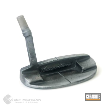 Cerakoted Refinished Golf Putter In H-262